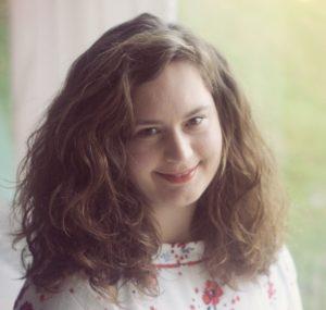 Bloggerin Sabine Moering