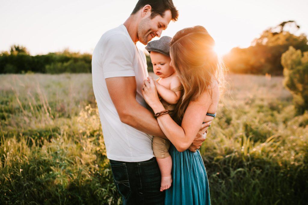 Gerechte Rollenverteilung in der Elternschaft - gemeinsam statt jeder für sich.