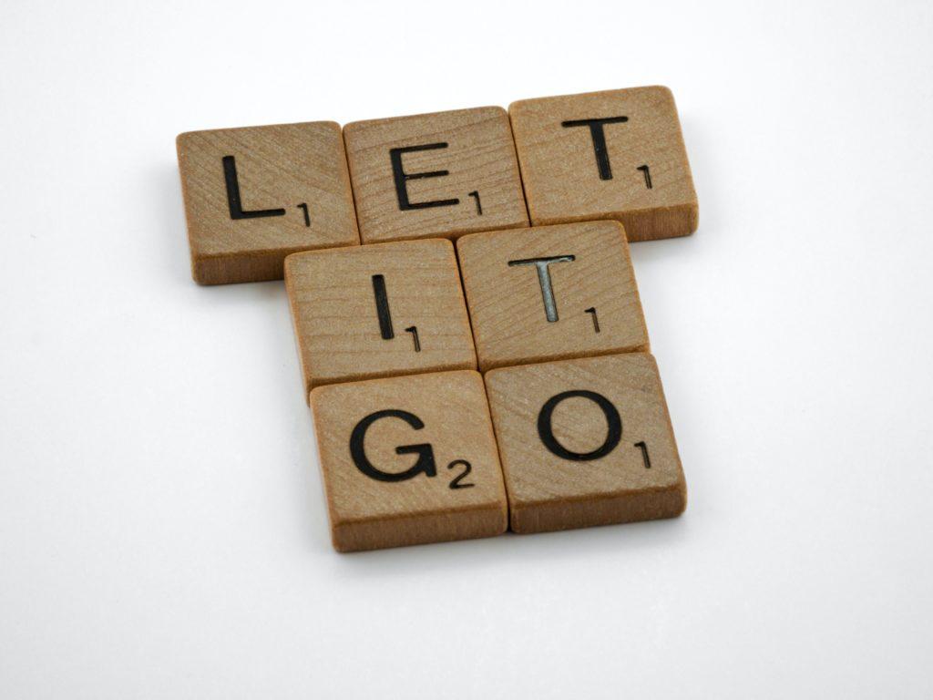 let it go - alter Glaubenssätze überwinden