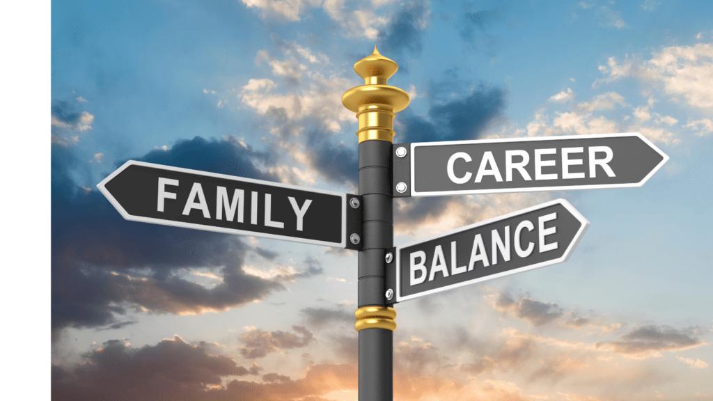 Balanceakt zwischen Familie und Beruf - selbstständige Mama ohne schlechtes Gewissen.