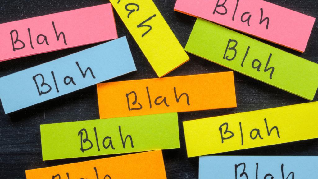 Direct Message Marketing: Mehr blabla als echter Mehrwert